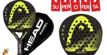 oferta Pala de Padel head Graphene Monster 2020 barata SuperChollos