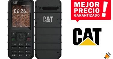 oferta Caterpillar CAT B35 barato SuperChollos