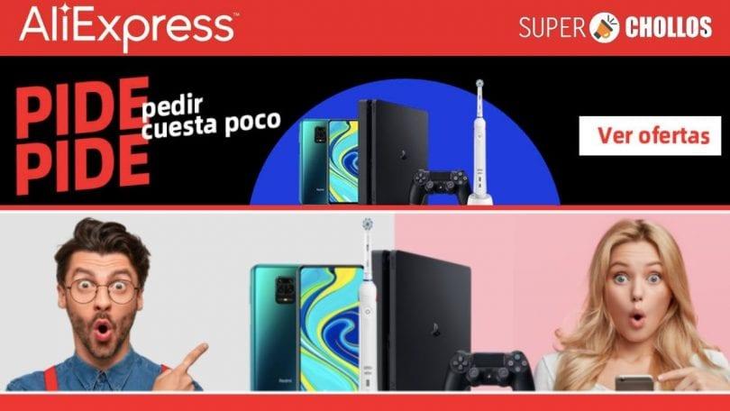 aliexpress promocion pide specials SuperChollos
