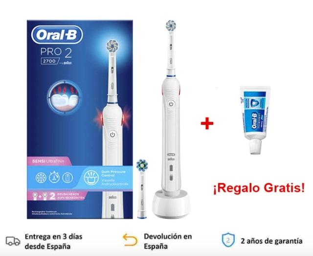Oral B Pro 2 2700 SuperChollos