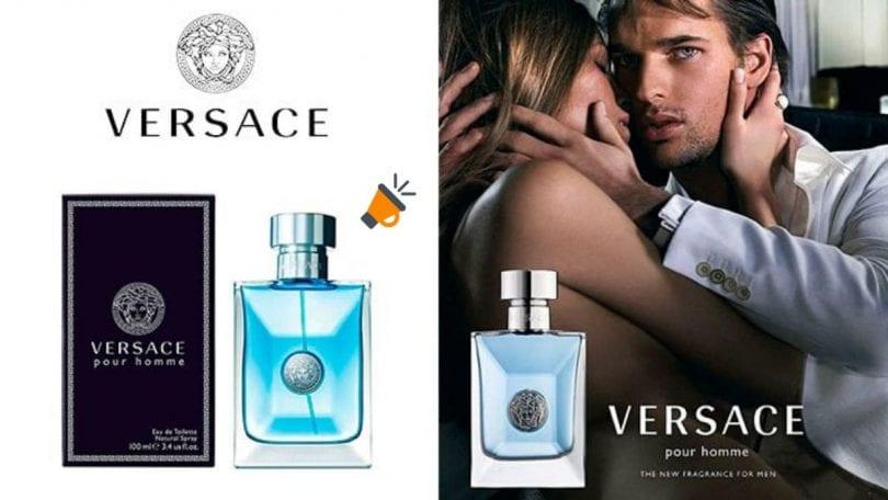 oferta Versace Pour Homme barata SuperChollos