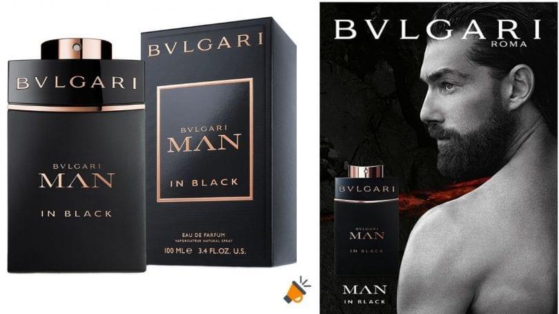 oferta Bvulgari Man In Black barata SuperChollos