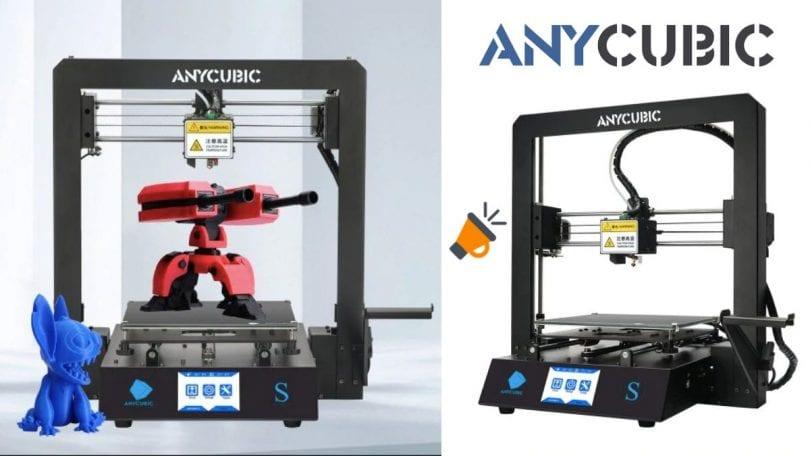 oferta Impresora 3D ANYCUBIC Mega S barata SuperChollos