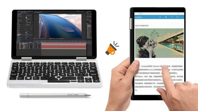 oferta Netbook One Mix 2S Yoga 7 barato SuperChollos