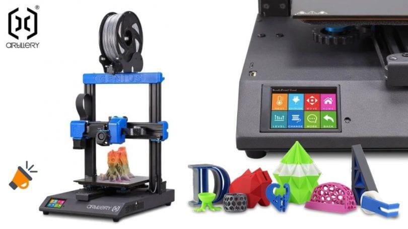 oferta Artillery GENIUS 3D impresora barata SuperChollos