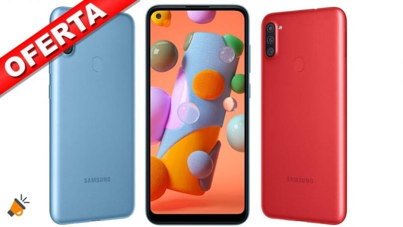oferta Samsung Galaxy A11 barato SuperChollos