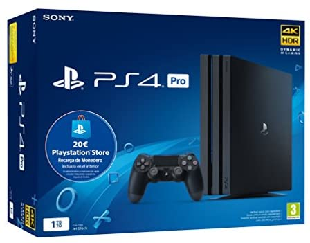 PS4 Pro 1TB SuperChollos
