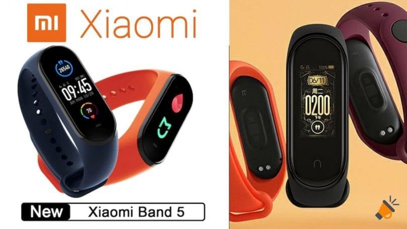 oferta Xiaomi Mi Band 5 barata SuperChollos