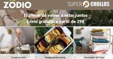 OFERTAS ZODIO SuperChollos