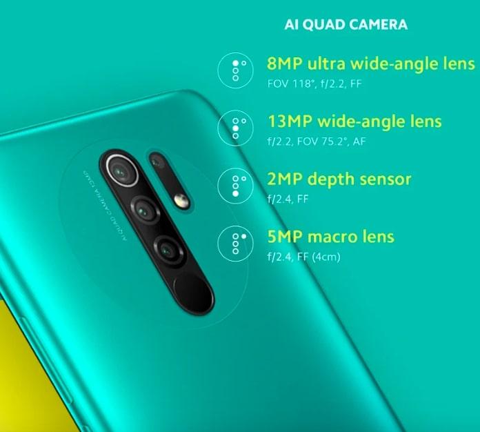 Xiaomi Redmi 91 SuperChollos