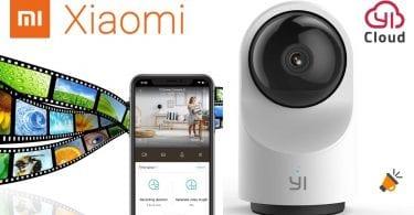 oferta Ca%CC%81mara de vigilancia IP Xiaomi Yi Dome X barata SuperChollos