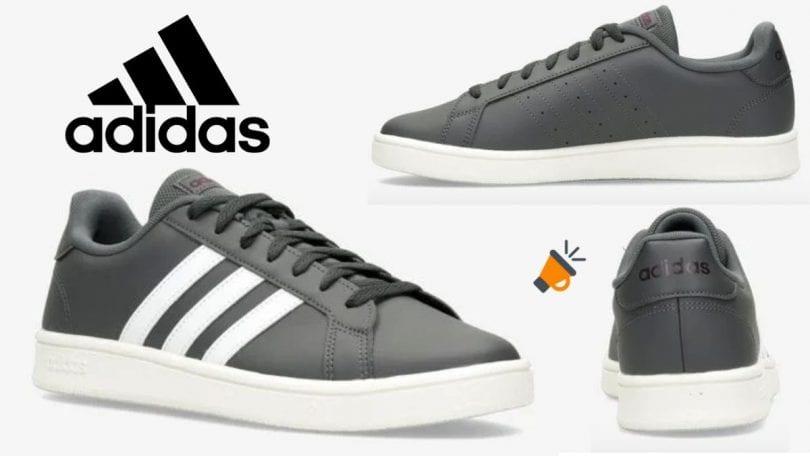oferta Adidas Grand Court Base baratas SuperChollos