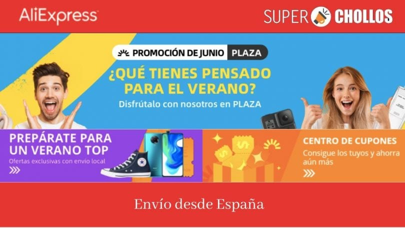 Summer Sale de AliExpress SuperChollos