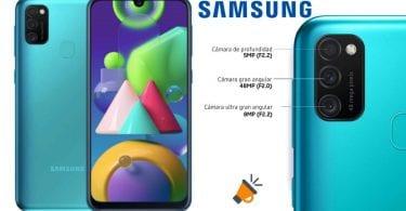 oferta Samsung Galaxy M21 barato SuperChollos