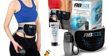 oferta Ab Flex Estimulador Muscular barato SuperChollos
