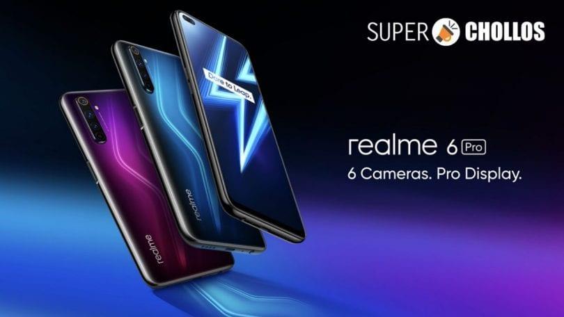 OFERTA Realme 6 Pro barato SuperChollos