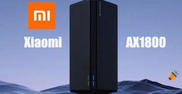 oferta Router Xiaomi AX1800 barato SuperChollos