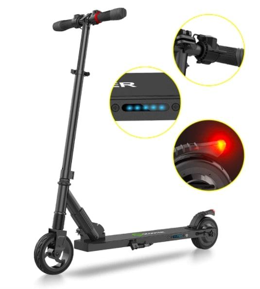 Patinete ele%CC%81ctrico iScooter barato SuperChollos