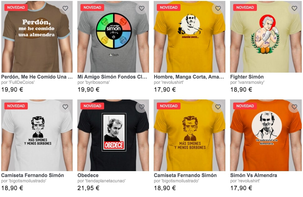 camisetas fernando simon baratas%C2%BA SuperChollos