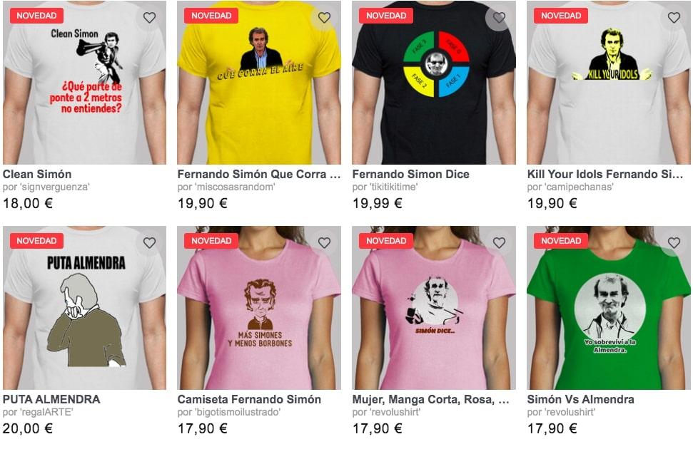 camisetas fernando simon baratas1 SuperChollos