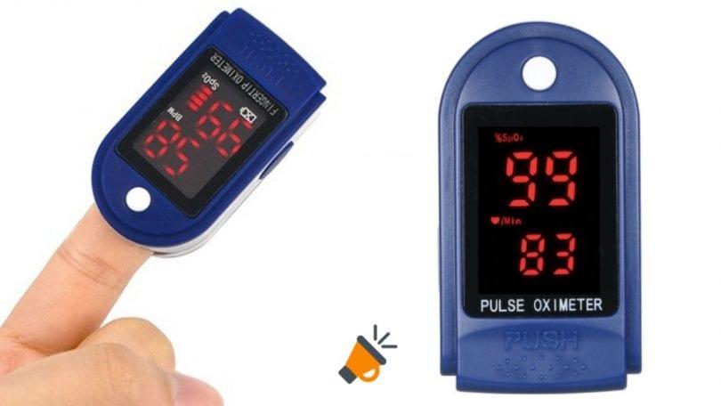 oximetro finger barato SuperChollos