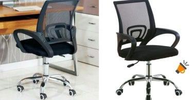 oferta silla oficina giratoria barata barata SuperChollos
