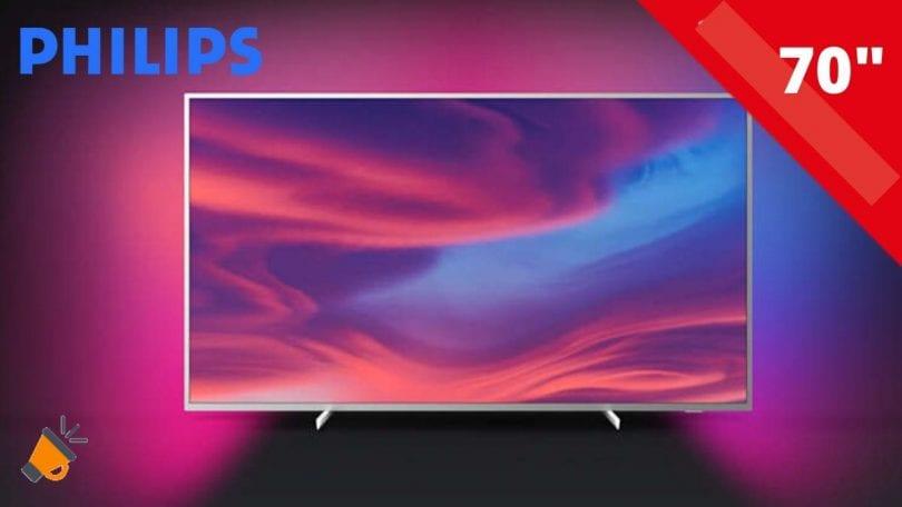 oferta Philips 70PUS7304 barata SuperChollos