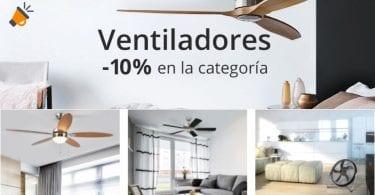 ofertas ventiladores baratos SuperChollos
