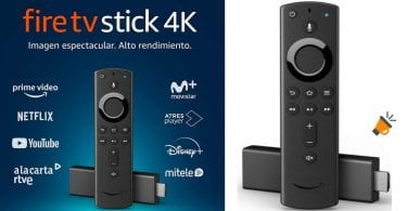 oferta Fire TV Stick 4K barato SuperChollos