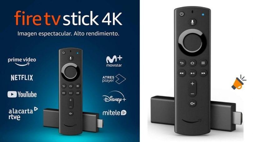 oferta Fire TV Stick 4K barato SuperChollos