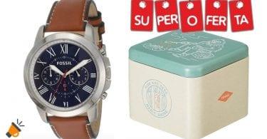 oferta Reloj crono%CC%81grafo Fossil FS5210 Grant barato SuperChollos