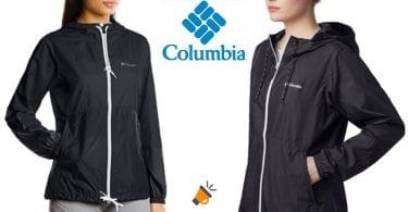 oferta cortavientos Columbia Flash Forward Windbreaker barato SuperChollos