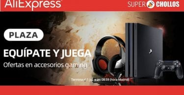 ofertas Gaming Festival AliExpress SuperChollos