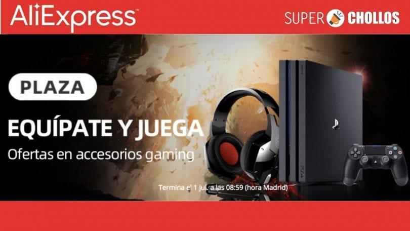 ofertas Gaming Festival AliExpress SuperChollos