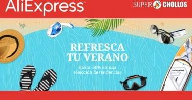 ofertas ban%CC%83adores y accesorios aliexpress SuperChollos