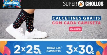 calcetines gratis pampling SuperChollos