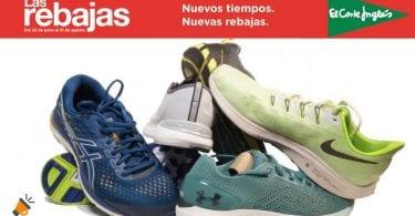 ofertas corte ingles zapatillas running baratas SuperChollos