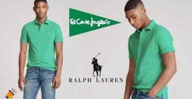 oferta Polo Ralph Lauren slim barato SuperChollos