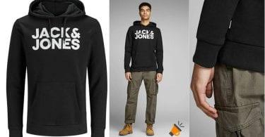 oferta Sudadera Jack Jones Logo barata SuperChollos