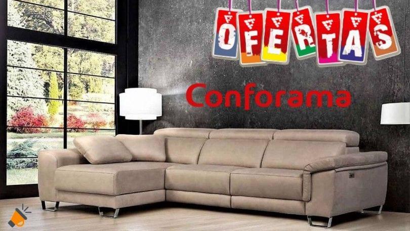 conforama sofas baratos SuperChollos