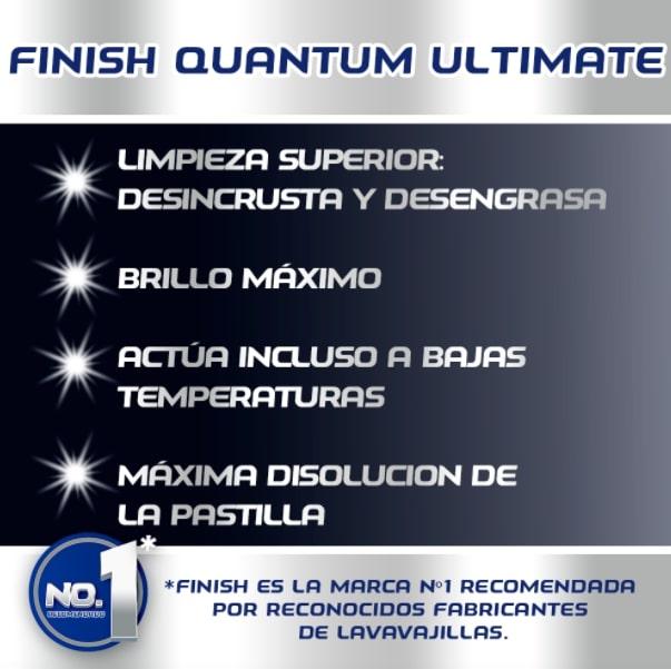 Ca%CC%81psulas Finish Quantum Ultimate baratas SuperChollos