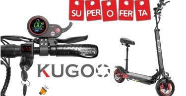 oferta KUGOO KIRIN M4 PRO barato SuperChollos