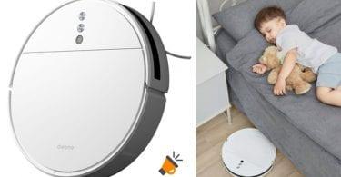 oferta Robot aspirador Dreame F9 barato SuperChollos