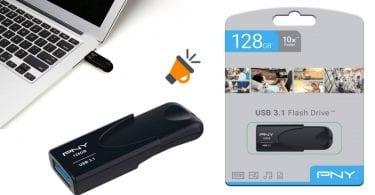 oferta Memoria USB PNY Attache%CC%81 4 barata SuperChollos