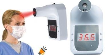 oferta termometro infrarrojo barato SuperChollos
