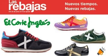 corte ingles zapatillas munich baratas SuperChollos
