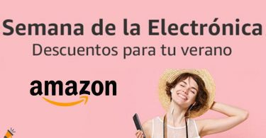 amazon semana electronica SuperChollos
