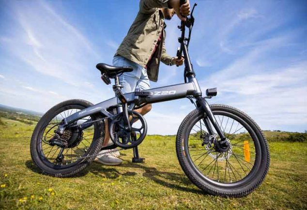 himo z20 electric bike SuperChollos