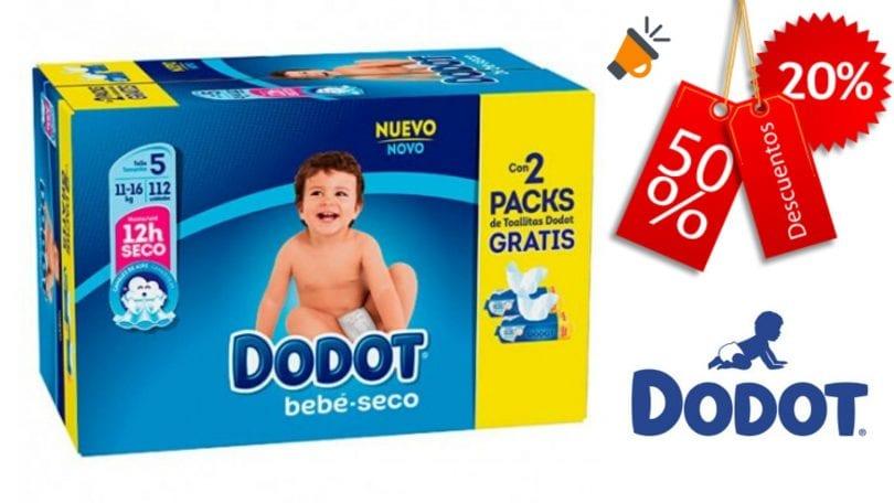 OFERTAS Dodot Box Etapas SuperChollos