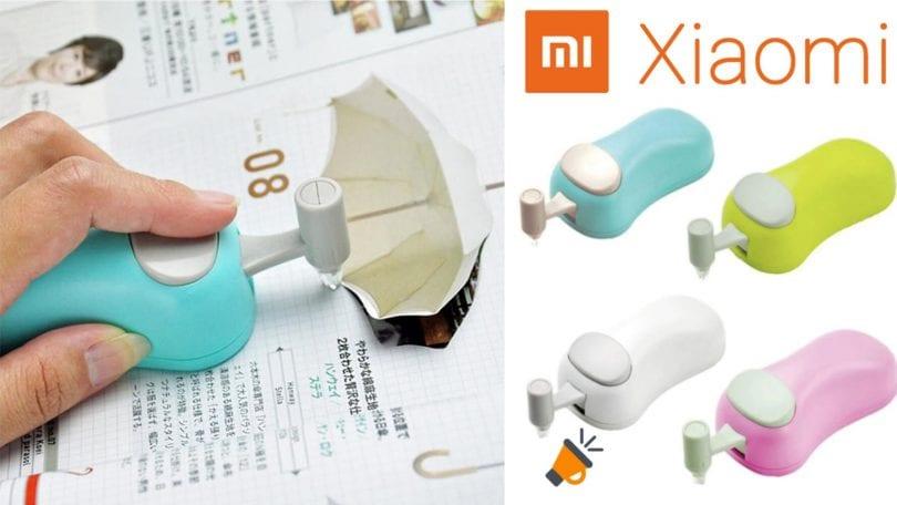 oferta Cortador de papel Xiaomi Harac barato SuperChollos